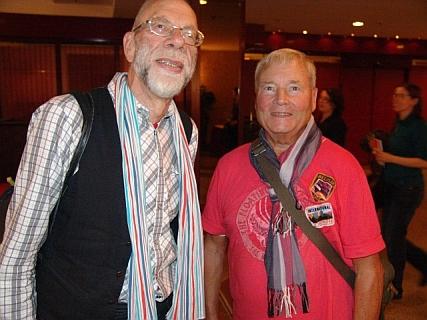 Interview mit Enno und Eckhard, zwei Fans der Bremer Tanzformation