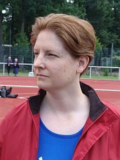 Interview mit Gabriele, Leichtathletin, in der Sendung am 18.08.2010, Teil 1