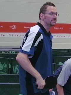 Interview mit Olaf, Tischtennisspieler, in der Sendung am 18.08.2010