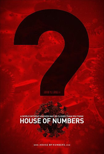 Filmplakat House of Numbers